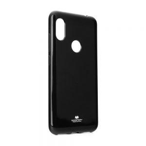 Púzdro MERCURY Jelly Xiaomi RedMi Note 6 Pro čierne