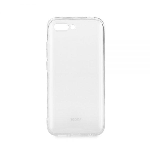 Púzdro Jelly Roar – Huawei Y7 2019 transparentné