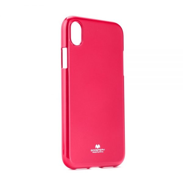 Puzdro MERCURY Jelly SAMSUNG Galaxy A50 ružové