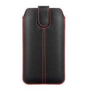 Nasúvacie púzdro Forcell Ultra Slim M4 – iPhone 7/8 Plus čierne