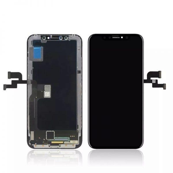 iPhone X – LCD displej a dotyková plocha OLED HIGH OEM