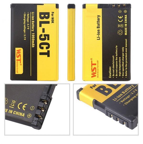 Batéria WST Nokia BL-5CT 1050 mAh