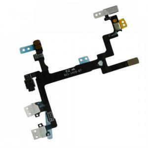 Flex ON/OFF a ovládania hlasitosti iPhone 5