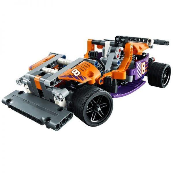 LEGO Technic 42048 Závodná motokára