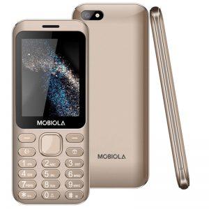 MOBIOLA MB3200 ZLATÁ