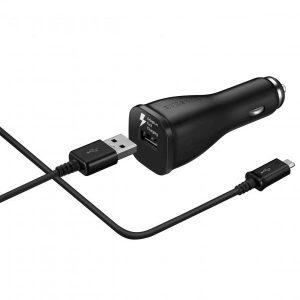 Samsung rýchlo autonabíjačka EP-LN915 s dátovým káblom TYPE C čierna