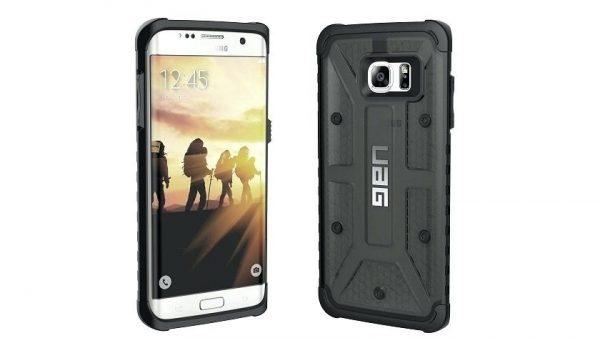 UAG Composite Case Ash ochranné púzdro pre Samsung Galaxy S7 čierne