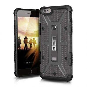 UAG Composite Case Ash ochranné púzdro pre iPhone 6/6S čierne