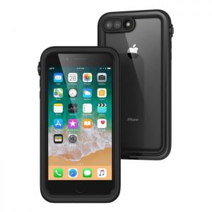 Catalyst Waterproof case – black gray – iPhone 6/6S