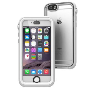 Catalyst Waterproof case – white gray – iPhone 6/6S