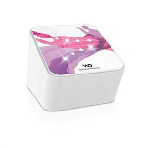 White Diamonds Liquids bluetooth reproduktor ružový