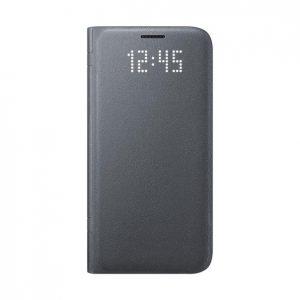 Púzdro Samsung EF-NG930PB LED View Cover Galaxy S7 čierne