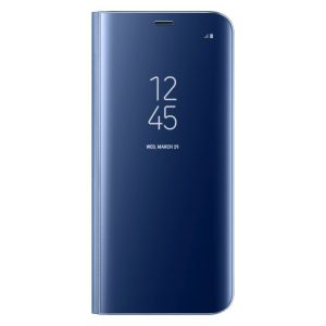 Púzdro Samsung EF-ZG950CL Clear View Galaxy S8 modré