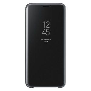 Púzdro Samsung EF-ZG960CB Clear View Galaxy S9 čierne