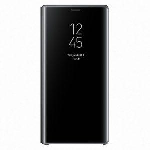 Púzdro Samsung EF-ZN960CB Clear View Galaxy Note 9 čierne