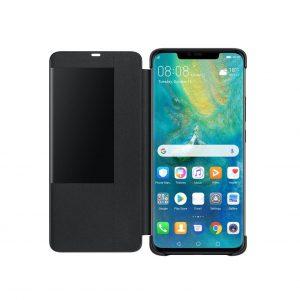 Huawei Smart View Flip Cover púzdro pre Mate 20 Lite – čierny