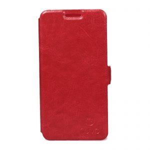 NUVO flipové púzdro Nokia Lumia 635 červené