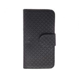 Knižkové puzdro Apple iPhone 5/5S čierne