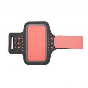 NUVO športové púzdro na rameno veľkosť XL – svetlo ružová