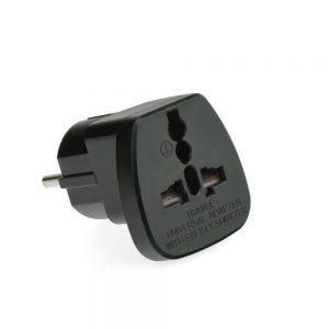 Cestovný adaptér AC – SK vidlica / UK zásuvka / USA zásuvka