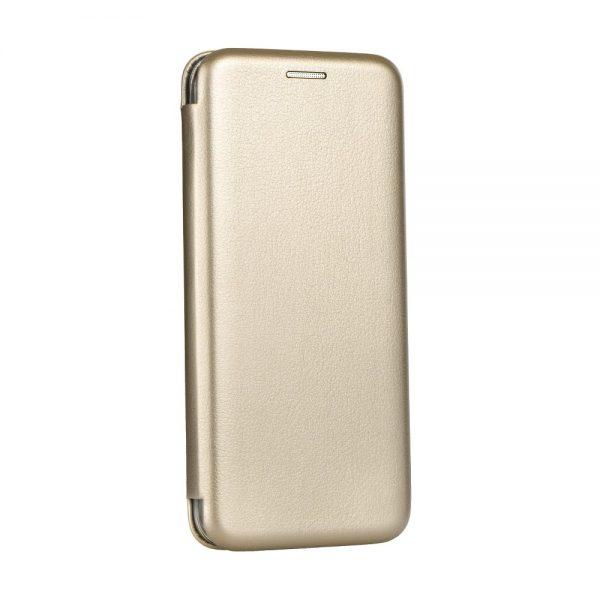 Knižka Forcell Elegance – Samsung Galaxy Note 10 Plus zlatá