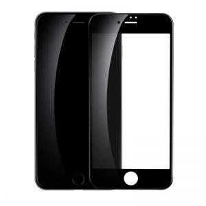 Smart Glass 5D ochranné tvrdené sklo – iPhone 7/8/SE 2020 čierne #00001371