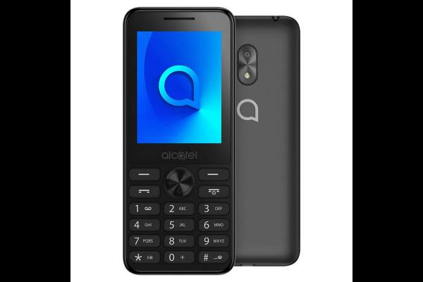Alcatel 2003D Dual SIM sivý