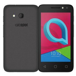 Alcatel U3 2018 Dual SIM čierny