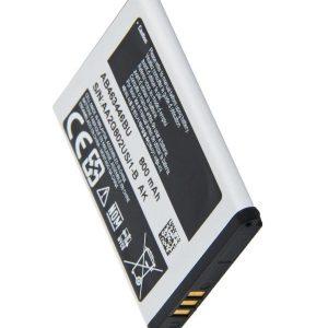 Batéria Samsung E250/X200/X680/C300/E900 800 mAh AB463446BE originál