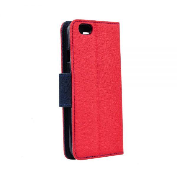 Knižka Fancy Book – Samsung Galaxy J6 Plus 2018 červená