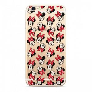 Púzdro Disney Mickey & Minnie 001 Huawei Y6 2018 transparentné