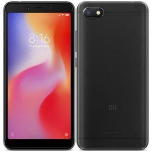 Xiaomi RedMi 6A Dual SIM čierny