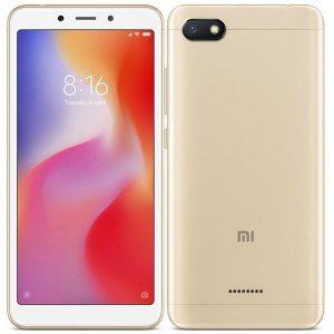 Xiaomi RedMi 6A Dual SIM zlatý