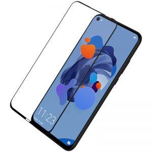 Smart Glass 5D ochranné tvrdené sklo – HUAWEI P20 LITE 2019 čierne #00001368