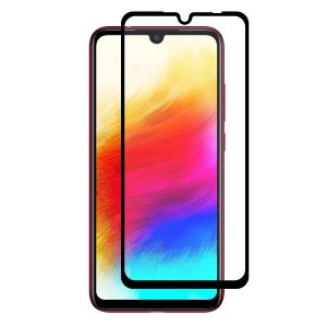 Smart Glass 5D ochranné tvrdené sklo – XIAOMI RedMi NOTE 7/7 PRO čierne #00001477