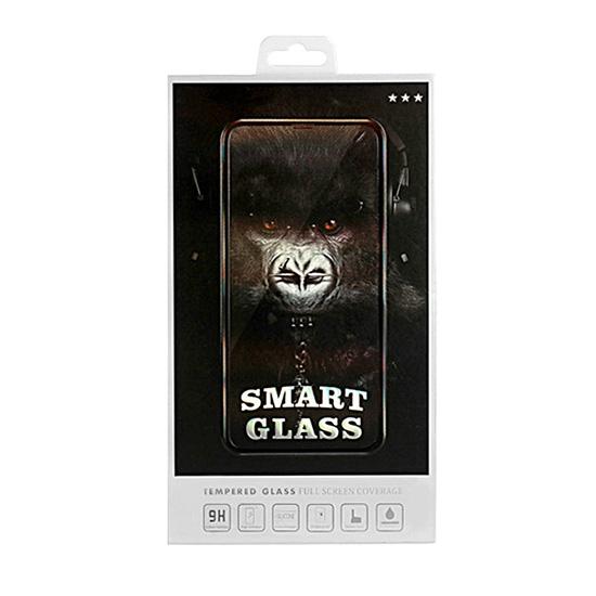 Smart Glass 5D ochranné tvrdené sklo – iPhone 7/8/SE 2020 biele #00001468