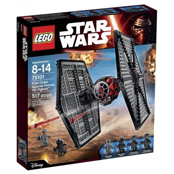 LEGO Star Wars 75101 Stíhačka TIE špeciálnych jednotiek Prvého rádu