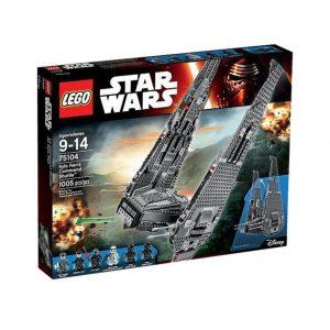 LEGO Star Wars 75104 Kylo Renova veliteľská loď