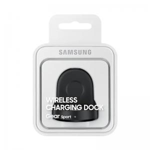 Samsung bezdrôtová dokovacia stanica Gear Sport EP-YO600BBE čierna