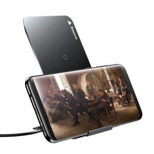 BASEUS bezdrôtová QI nabíjačka Wireless Charger WXHSD-01 čierna