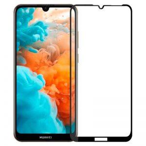 Smart Glass 5D ochranné tvrdené sklo – HUAWEI Y7 2019 čierne #00001467