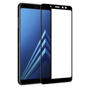 Smart Glass 5D ochranné tvrdené sklo – Samsung Galaxy A750/A7 2018 čierne #00001473