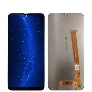 Samsung Galaxy A20e (A202F) – Originál LCD displej a dotyková plocha čierny (Service Pack)