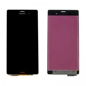Sony Xperia Z3 (D6603) – Originál LCD displej a dotyková plocha čierny