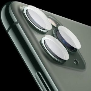 KINGMAS ochranné tvrdené sklo fotoaparátu pre iPhone 11 Pro GA00057E