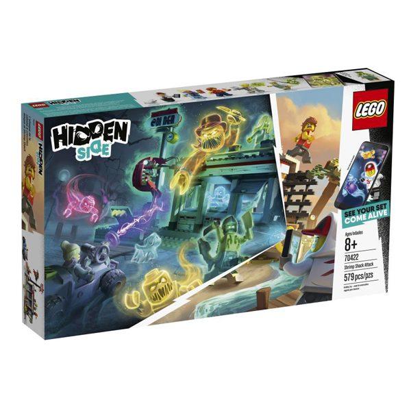 LEGO Hidden Side 70420 Záhada na cintoríne