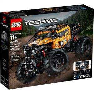 LEGO Technic 42099 RC Extrémne terénne vozidlo 4×4