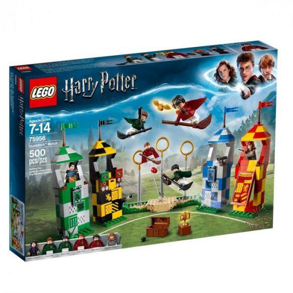 LEGO Harry Potter 75956 Zápas v metlobale