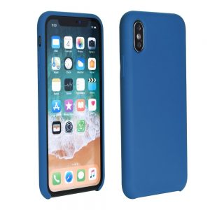 Púzdro Forcell SILICONE iPhone 11 Pro modré
