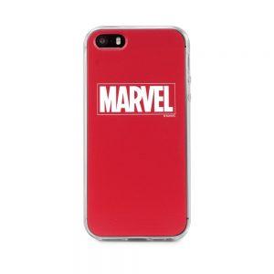 Púzdro Marvel 002 Samsung Galaxy J6 Plus červerné